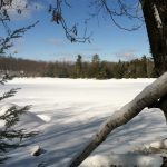 Langlade County Game Lake Winter 1200 x 1030