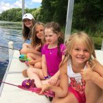 Fun for all ages at Moose Lake