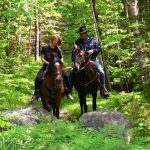 Horseback Riding in Langlade County
