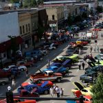 Jacob Byk/USA TODAY NETWORK - Wi Classic cars line Central Avenue looking south during Hub City Days in downtown Marshfield, July 30, 2016. Classic cars line Central Avenue looking south during Hub City Days in downtown Marshfield, July 30, 2016.