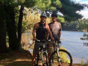 Biking in Wood County