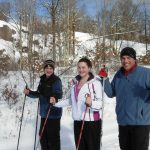 Cross Country Skiing in Governor Thompson State Park