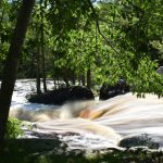 Dave's Falls  Photo by: Kimberly Gardner
