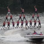 Twin Bridge Ski Team Pyramid
