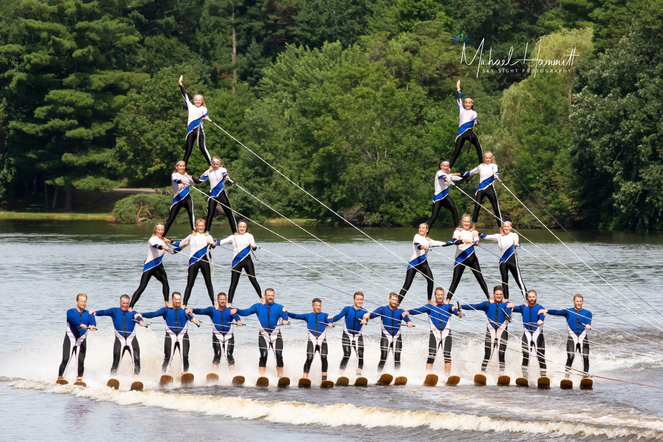 WR Aqua Skiers