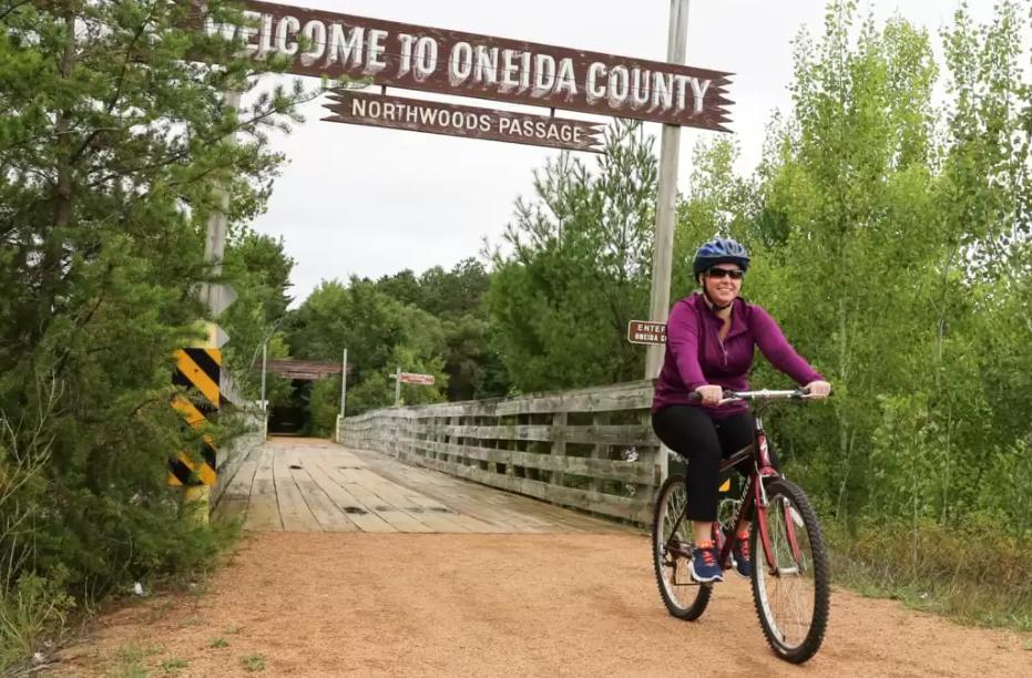 Oneida County Biking
